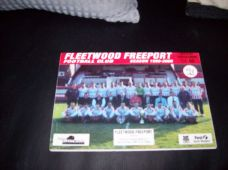 Fleetwood Freeport v Tetley Walker, 1999/2000